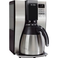 Mr. Coffee Classic Coffee 10-cup Thermal Coffeemaker MFEBVMCPSTX91RB