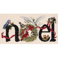 Noel Counted Cross Stitch Kit NOTM050219