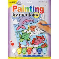 My First Paint By Number Kit   NOTM257380