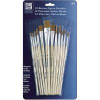 Brown Nylon Brush Set NOTM452622