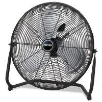 """Patton High Velocity Fan, Three-Speed, Black, 24 1/2""""W x 8 5/8""""H PATPUF2010CBM"""