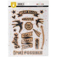 Dream Big Cork Stickers NOTM041493