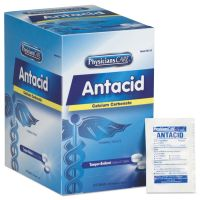 First Aid Only Analgesics & Antacids Refills for First Aid Cabinet, 250 Doses per box FAO90110