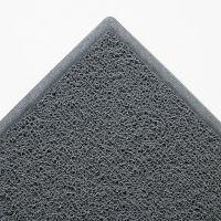 3M Dirt Stop Scraper Mat, Polypropylene, 36 x 60, Slate Gray MMM34838