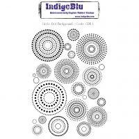 """IndigoBlu Cling Mounted Stamp 5""""X4"""" NOTM353090"""