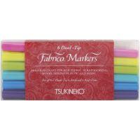 Fabrico Dual-Tip Markers 6/Pkg NOTM370902