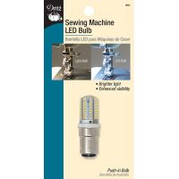 Dritz Sewing Machine LED Push-In Light Bulb NOTM089263