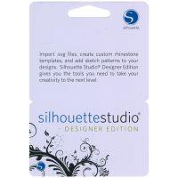 Silhouette Studio Designer Edition Upgrade Card NOTM043815