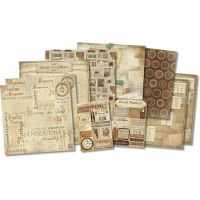 "Karen Foster Scrapbook Page Kit 12""X12"" NOTM251864"