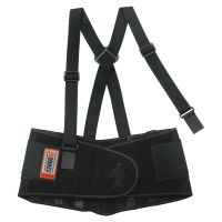 ergodyne ProFlex 2000SF High-Performance Spandex Back Support, X-Large, Black EGO11285