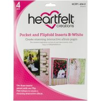 Heartfelft Creations Pocket & Flipfold Inserts NOTM528827