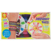 ALEX Toys Do-It-Yourself Friendship Wheel Bracelet Maker Kit NOTM453563