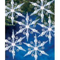 Holiday Beaded Ornament Kit NOTM446911