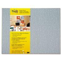 Post-it Cut-to-Fit Display Board, 18 x 23, Ice, Frameless MMM558FICE