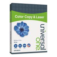 Universal Copier/Laser Paper, 98 Brightness, 28 lb, 8 1/2 x 11, White, 500 Sheets/Ream UNV96242
