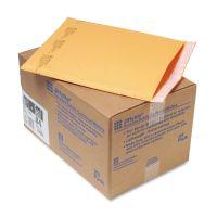 Sealed Air Jiffylite Self Seal Mailer, #4, 9 1/2 x 14 1/2, Gold Brown, 25/Carton SEL10189