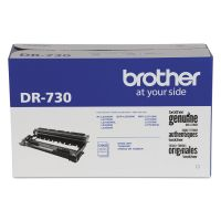 Brother DR730 Drum Unit, Black BRTDR730
