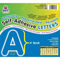 Pacon Reusable Self-Adhesive Letters PAC51623