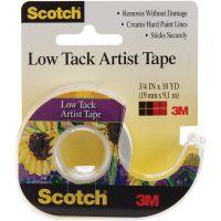 Scotch Low Tack Artist Tape NOTM426157