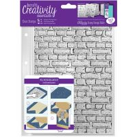 Creativity Essentials A5 Clear Stamps NOTM334246