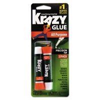 Krazy Glue All Purpose Krazy Glue, 2g, Clear, 2/Pack EPIKG517