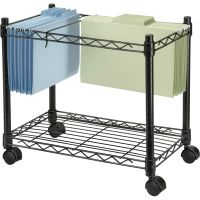 Fellowes High-Capacity Rolling File Cart FEL45081