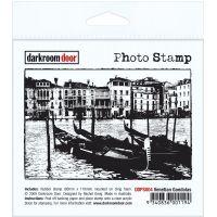 """Darkroom Door Cling Stamp 4.5""""X3"""" NOTM047841"""