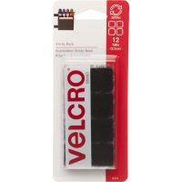 "VELCRO Brand STICKY BACK Squares 7/8"" 12/Pkg NOTM091651"