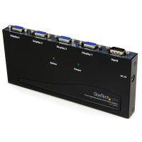 StarTech.com 4 Port High Resolution VGA Video Splitter - 350 MHz SYNX495889