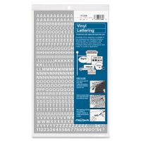Chartpak Vinyl Helvetica Style Letters/Numbers CHA01006