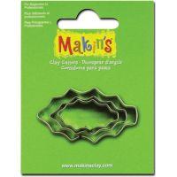Makin's Clay Cutters 3/Pkg NOTM159313