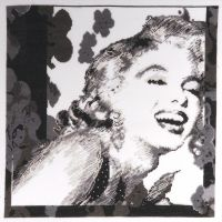 Starlet Counted Cross Stitch Kit NOTM051388