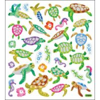 Multicolored Stickers NOTM202318