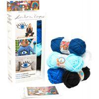 Lion Brand London Kaye Yarn Kit NOTM064611