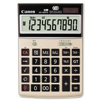 Canon HS-1000TG Desktop Calculator, 10-Digit LCD CNM1073B010