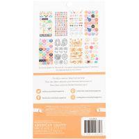 """Designer #Sticker Book 4.75""""X8"""" 30-Pages NOTM215377"""