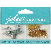 Jolee's Christmas Embellishments  NOTM203207