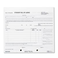 Rediform Bill of Lading Short Form, 7 x 8 1/2, Four-Part Carbonless, 250 Forms RED44302