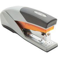Swingline Optima 25 Reduced Effort Stapler, Full Strip, 25-Sheet Capacity, Gray/Orange SWI66402