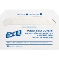 Genuine Joe Toilet Seat Covers GJO10150