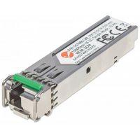 Intellinet Gigabit Fiber WDM Bi-Directional SFP Optical Transceiver Module SYNX4587642