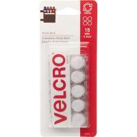 "VELCRO(R) Brand STICKY BACK Coins 5/8"" 15/Pkg NOTM091649"