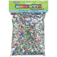 Jumbo Foil Confetti 10oz/Pkg NOTM150983
