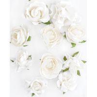 "Paper Blooms 1"" To 1.5"" 10/Pkg NOTM465721"