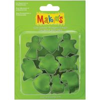 Makin's Clay Cutters 9/Pkg NOTM159218