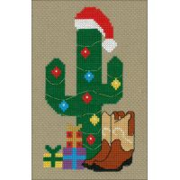 """Imaginating Counted Cross Stitch Kit 3""""X6"""" NOTM052280"""
