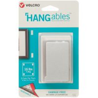 "Velcro(R) Brand HANGables Removable Wall Fasteners 3""X1.75"" NOTM320577"
