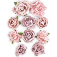 "Paper Blooms 1"" To 1.5"" 10/Pkg NOTM465736"