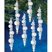 Holiday Beaded Ornament Kit NOTM446908