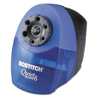 Bostitch QuietSharp 6 Classroom Electric Pencil Sharpener, Blue BOSEPS10HC